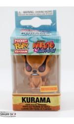 Naruto Shippuden Kurama The Nine-Tails Beast Pocket POP! Privezak V03 (C038)